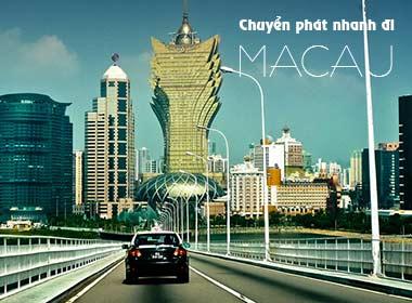 Chuyển phát nhanh đi Macao - gửi hàng đi Macau