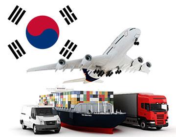 Gửi hàng - chuyển phát nhanh đi qua Hàn Quốc, Seoul